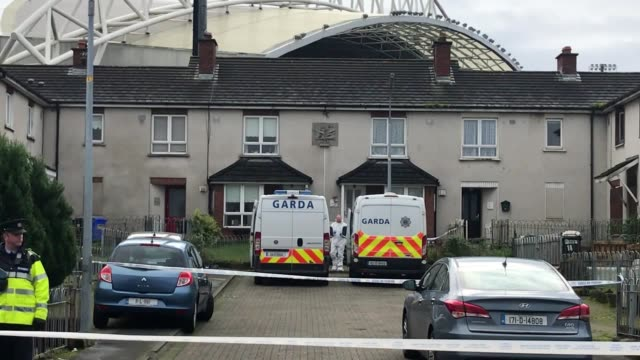 a man in his 20s remains in custody after the body of a boy was found in a house in limerick irish police said the body of the boy was discovered in... - pillow stock videos & royalty-free footage
