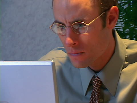 man in office - formal businesswear stock videos & royalty-free footage