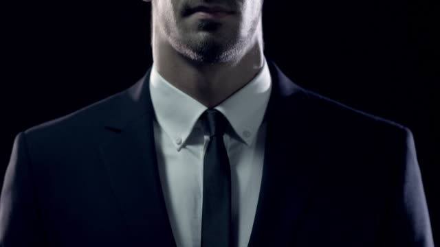man in suite - elegance stock videos & royalty-free footage