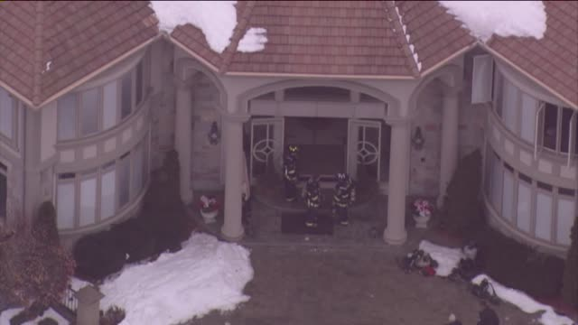 wgn 1 man is dead and 7 women are ill after an apparent carbon monoxide leak overtook a home in oak brook detectives think it may have had something... - carbon monoxide stock videos & royalty-free footage