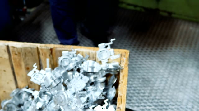 a man is doing metal injections process - moulding a shape stock videos & royalty-free footage