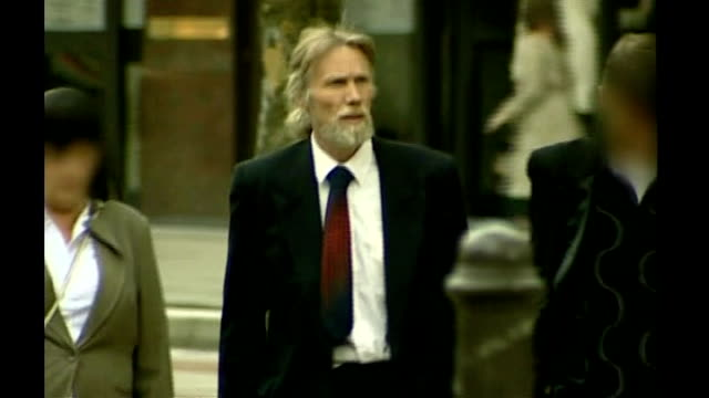 man jailed for 3 years for killing his sick wife england liverpool liverpool crown court frank lund arriving at court - oresund region stock videos & royalty-free footage
