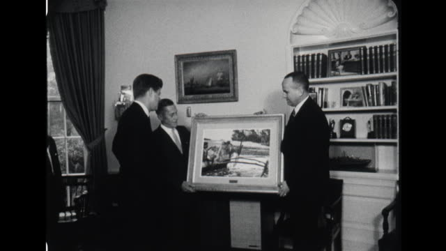 Man Meets with President John F Kennedy Speaks About PT 109 Coconut