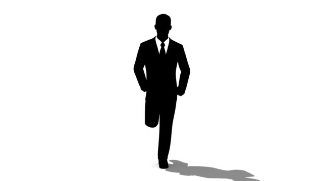man running - suit stock videos & royalty-free footage