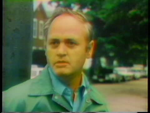 man speaks about sending his child to a desegregated school in dayton, ohio. - dayton ohio stock videos & royalty-free footage