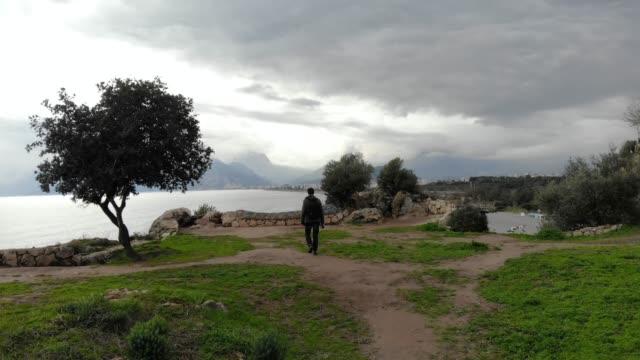 Man taking pictures, Antalya, Turkey
