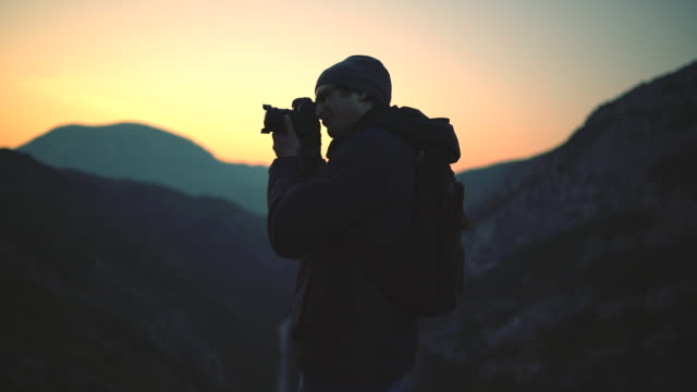 man taking pictures - photographer stock videos & royalty-free footage