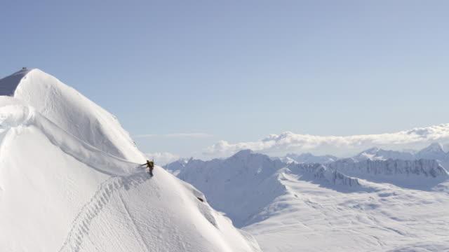 Man tops out on Alaskan peak