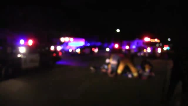 a man was hit and hit and killed in front of his family footage of revival efforts by paramedics as family members look on - cpr stock videos & royalty-free footage