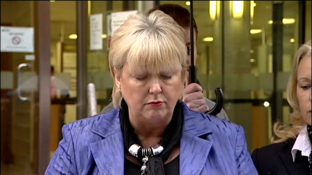 Man who buried his fiancee alive convicted of attempted murder Leeds Leeds Crown Court Exterior of Leeds Crown Court Det Con Christine Freeman...