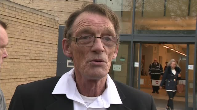 Man who previously murdered 3yearold girl in 1979 sentenced for attempted murder of 60yearold woman ENGLAND Cambridge Cambridge Crown Court EXT James...