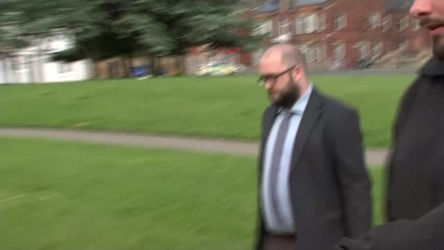 man who threw milkshake at nigel farage ordered to pay him compensation england north shields north tyneside magistrates' court ext paul crowther... - milkshake stock videos & royalty-free footage