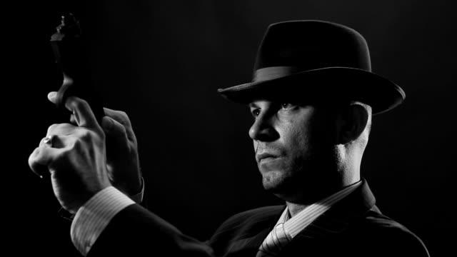 mann mit dem stöckchen - 1930 stock-videos und b-roll-filmmaterial