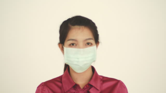 a man with hygienic mask - surgical mask stock videos & royalty-free footage
