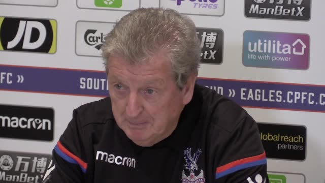 manager roy hodgson insists premier league basement club crystal palace have nothing to fear in their trip to leaders manchester city - basement stock videos and b-roll footage