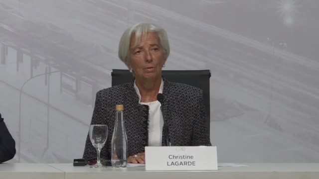 MF Managing Director Christine Lagarde highlights Argentina's significant progress on fiscal policy after the country recently secured a $50 billion...