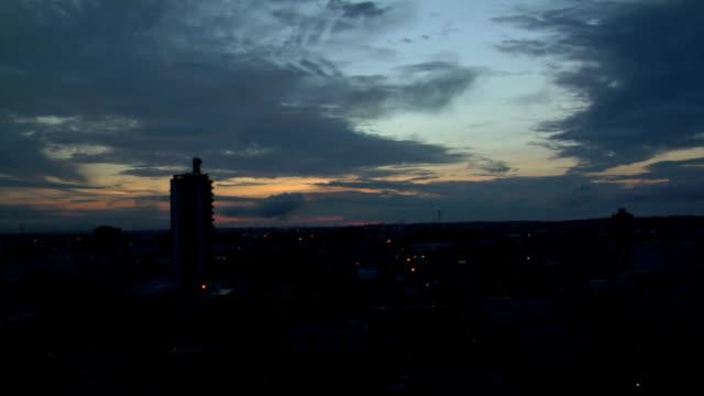 manaus sunrise time lapse - manaus stock videos and b-roll footage