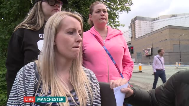 itv news special 0925 1025 manchester ext damon green to camera sot vox pop damon green to camera sot london gir nina hossain to camera sot - damon green stock videos and b-roll footage
