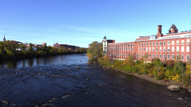 manchester new hampshire - manchester england stock videos & royalty-free footage