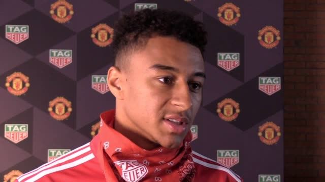 Manchester United forward Jesse Lingard discusses the beginning of the season at Old Trafford being back in the Champion's League and the strengths...
