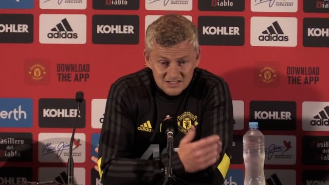 Manchester United manager Ole Gunnar Solskjaer has hit out at media reports that Paul Pogba is causing trouble in the United camp claiming it is a...