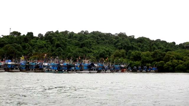 Mandovi river, Goa