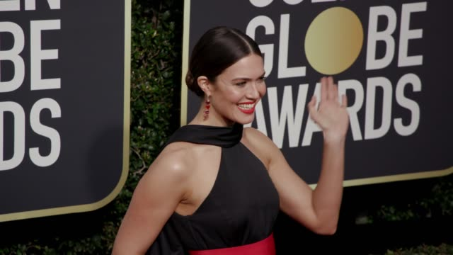 Mandy Moore at the 75th Annual Golden Globe Awards at The Beverly Hilton Hotel on January 07 2018 in Beverly Hills California