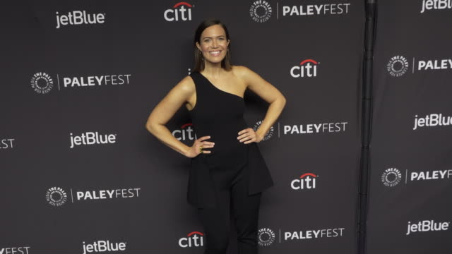 vidéos et rushes de mandy moore at the paleyfest nbc's 'this is us' at dolby theatre on march 24, 2019 in hollywood, california. - the dolby theatre