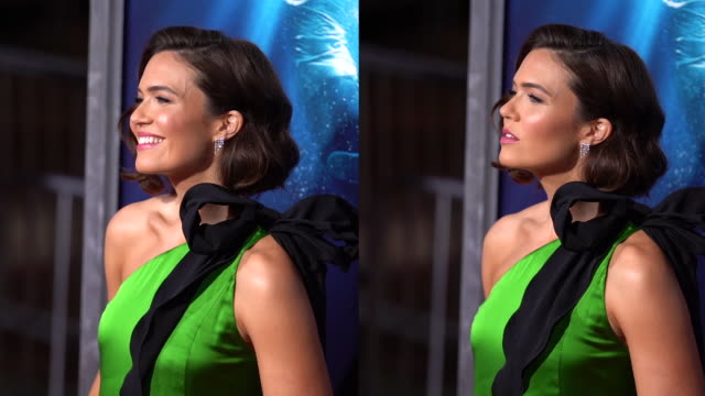 Mandy Moore at the Premiere of 'Breakthrough'