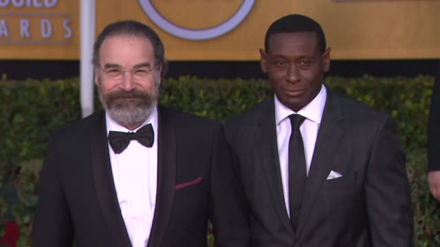 Mandy Patinkin at 19th Annual Screen Actors Guild Awards Arrivals 1/27/2013 in Los Angeles CA