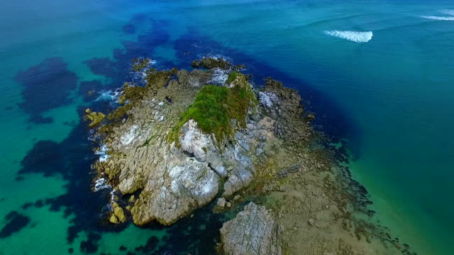 mangawhai heads - north island new zealand stock videos & royalty-free footage