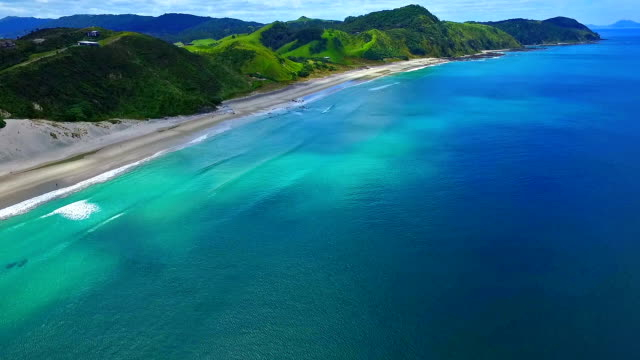 mangawhai heads - new zealand stock videos & royalty-free footage
