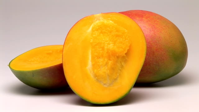 stockvideo's en b-roll-footage met mango - sappig