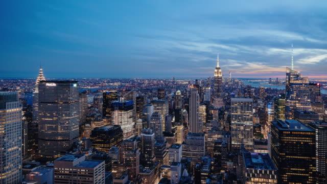 t/l manhattan business district / new york city, usa - brooklyn new york stock videos & royalty-free footage