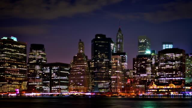 In der Innenstadt von Manhattan