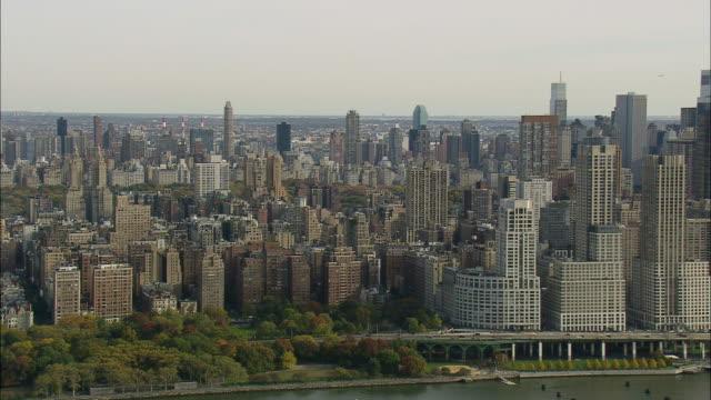 Manhattan From The Hudson