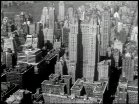 vidéos et rushes de [manhattan landmarks] - 1 of 6 - prelinger archive