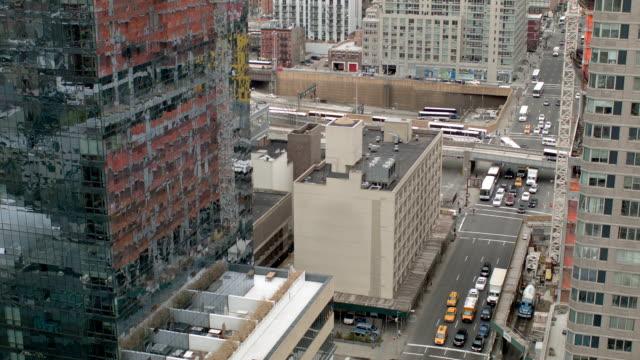 manhattan, new york city - vignettierung stock-videos und b-roll-filmmaterial