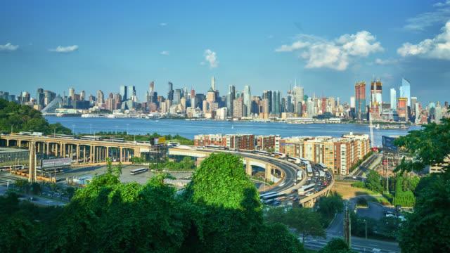 New York und Straße