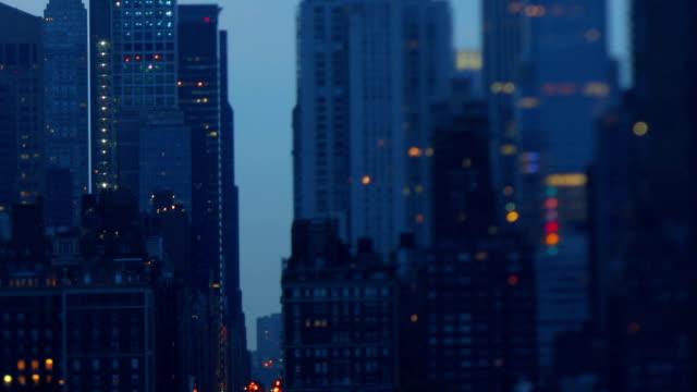 Manhattan views at dawn