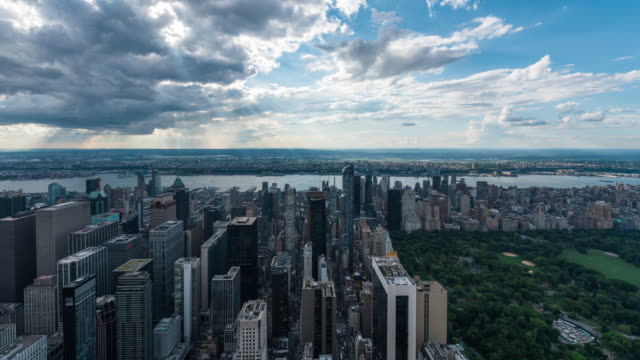 NYC - Manhattan West Time-lapse 20x Speed