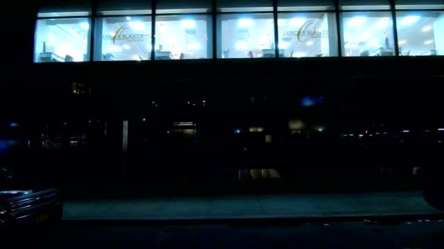 nyc マンハッタン18世同期シリーズ左サイドドライビングスタジオプロセスプレート - part of a series点の映像素材/bロール