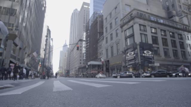 NEW YORK, Manhatten, 5th avenue