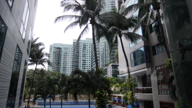 Manila life in Makati district
