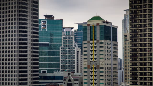 Manila Office Towers - Time Lapse