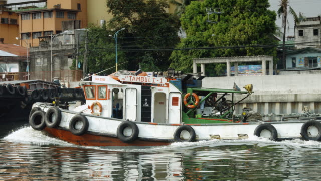 Manila Riverboat