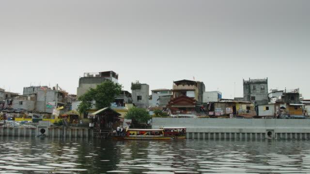 manila shantytown - スラム街点の映像素材/bロール