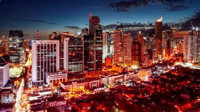 Metro manila videos and b roll footage getty images manila timelapse view over makati skyline metro manila philippines sciox Image collections