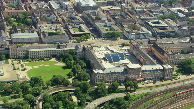 Mannheim And Palace