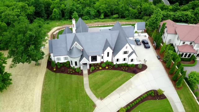 A Mansion in Nashville Tennessee